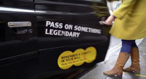 Pass on something legendary