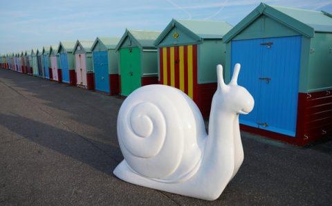 Martlets Snailspace public art trail