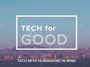 Applications open this month for 2018 Tech for Good funding