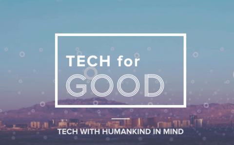 tech for good 2018