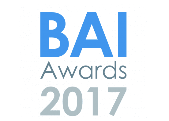 BAI Awards 2017