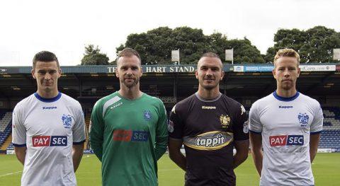 Bury FC shirt sponsors