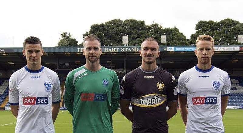 Bury FC's shirt sponsors donates season ticket allocation to