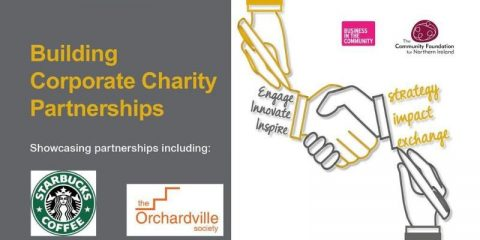 Building corporate charity partnerships - Business in the Community NI