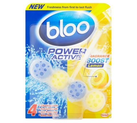 Henkel Bloo toilet cleaner