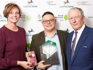 Change Please Founder named Lloyds Bank Social Entrepreneur of the Year