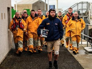 Three-year walk for RNLI raises £68.5k so far