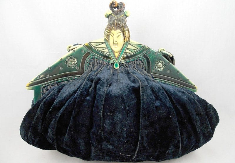 BHF vintage samurai bag