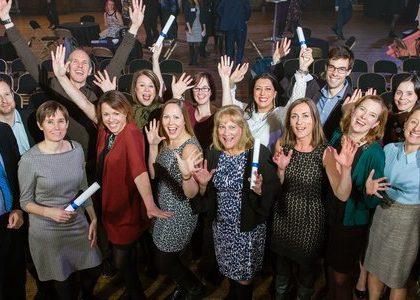 IoF sees sixth cohort of fundraisers graduate