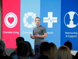 Facebook eliminates charges on online donations