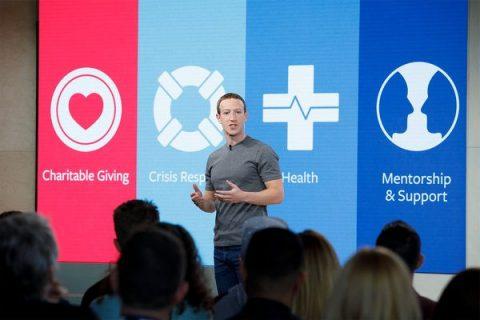 Mark Zuckerberg Social Good Forum
