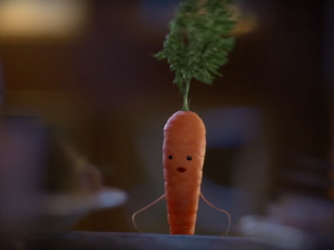 Aldi's Kevin the Carrot returns, benefitting the Teenage Cancer Trust