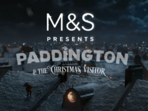 M&S Christmas ad book tie-in sees profits go to NSPCC