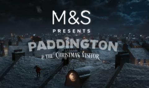 M&S Christmas ad 2017