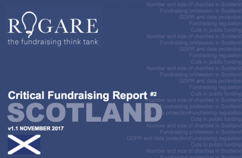 rogare critical fundraising scotland report