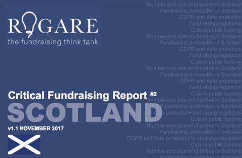 rogare critical fundraising scotland report