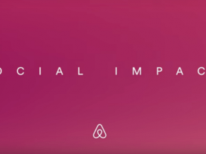 AirBnB Social Impact Experiences available to non-profits in the UK