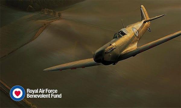 Supermarine Spitfire - photo: RAFBF