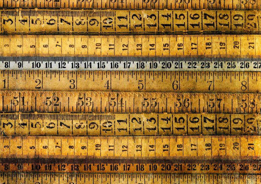 Tape measures - photo: Pixabay