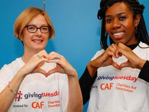 Charities say thank you on #GivingTuesday
