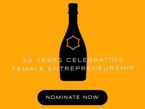 Nominations open for 2018 Veuve Clicquot Business Woman Award