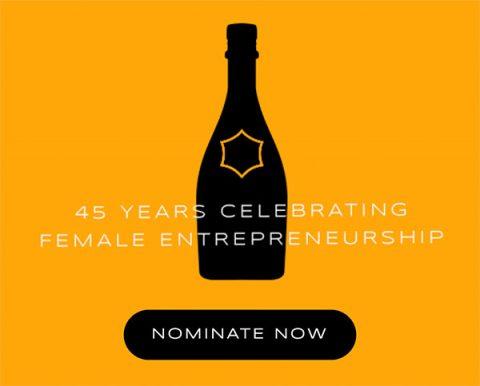 Veuve Clicquot Business Woman Awards logo