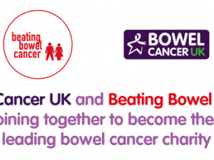 Beating Bowel Cancer & Bowel Cancer UK to merge from early January