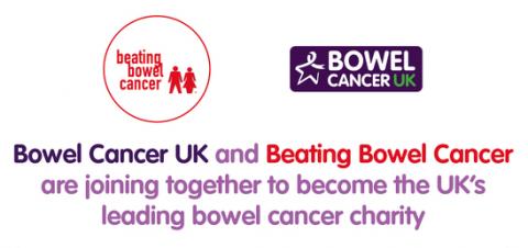 Bowel Cancer UK & Beating Bowel Cancer