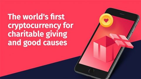 Giftcoin - the charitable cryptocurrency