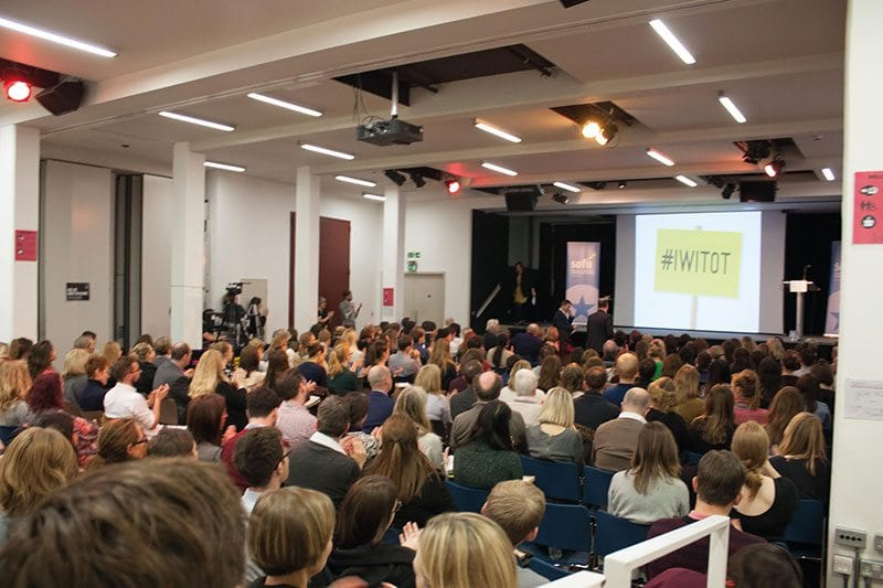 IWITOT 2017 was packed