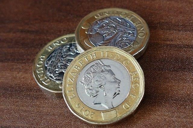pound coin money