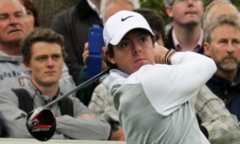 Rory McElroy - photo: Tourprogolfclubs on Flickr.com