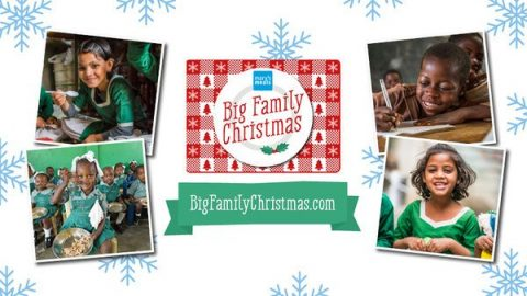 mary's meals Christmas appeal