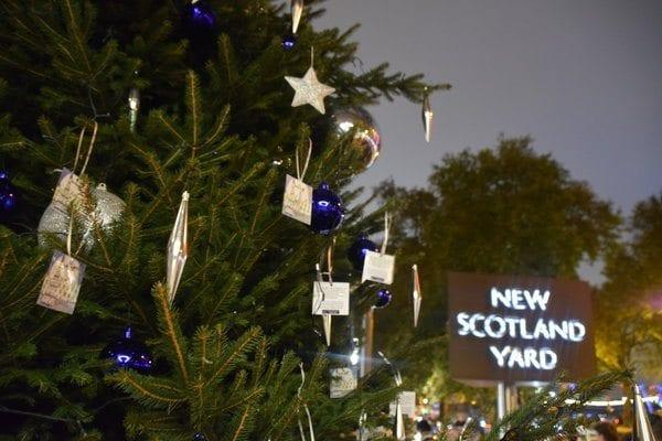 Met Christmas Tree Project