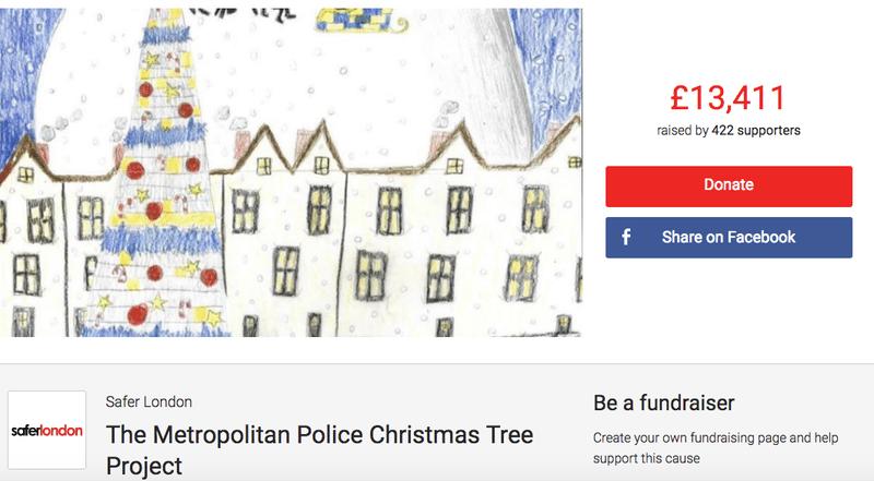 Met Christmas Appeal