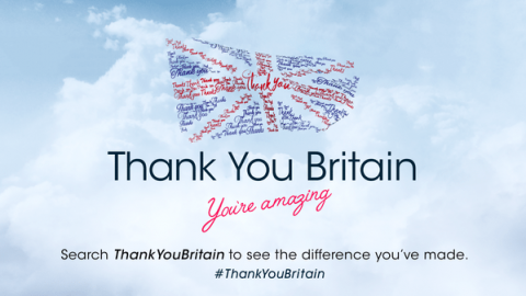thank you Britain