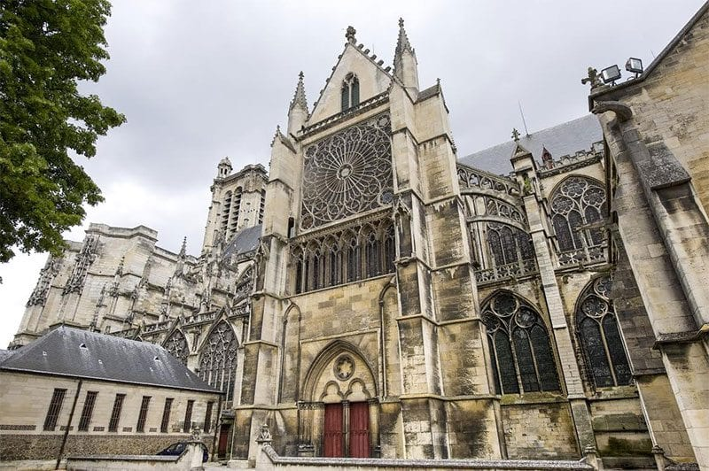 Troyes cathedral