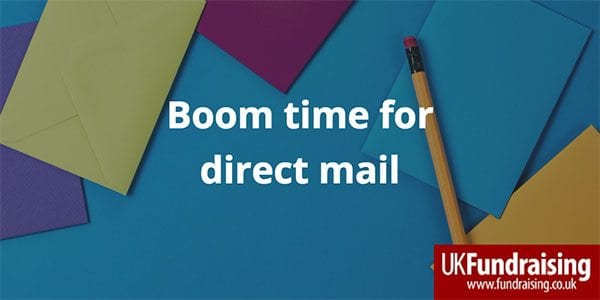 Boom time for direct mail - photo: Pixabay