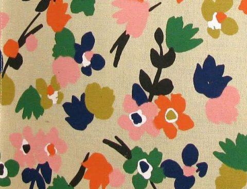 Detail from Caroline Gardner bag design