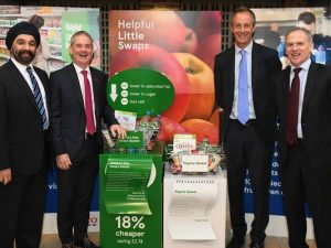 Tesco announces five-year partnership with health charities to help tackle biggest UK challenges