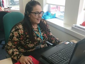 RNIB installs system to ensure payment security with home-based telephone fundraisers