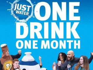 WaterAid launches first digital wallet pass with January's Just Water event