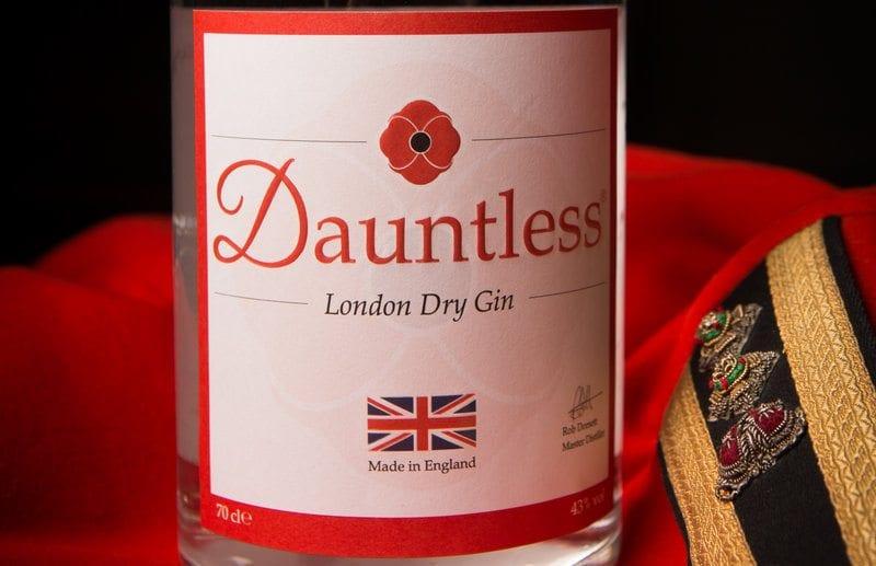 dauntless gin