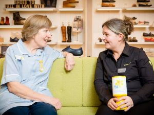 Hotter chooses Marie Curie as first ever charity partner