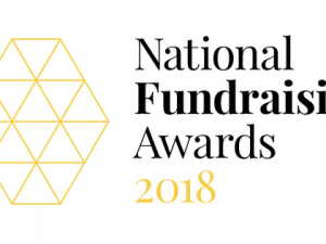 Shortlist announced for the National Fundraising Awards 2018