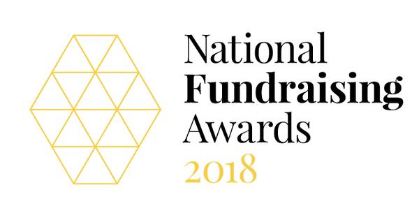 national fundraising awards 2018