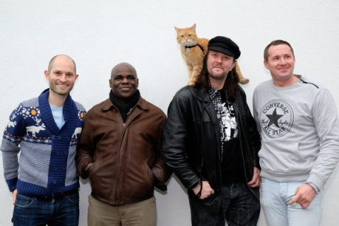 Beam founder, members and James Bowen