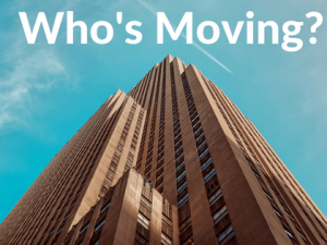 Who's moving? Recruitment round-up for February 2018