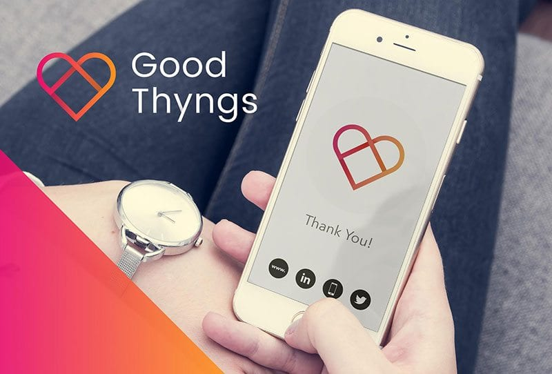 Good Thyngs app and logo