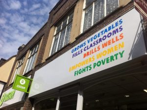 Oxfam: doing well in reputation rehab
